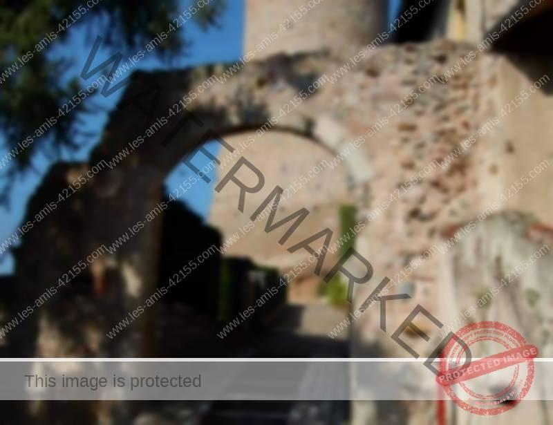Château et tour
